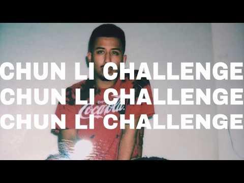 Reece - CHUN LI CHALLENGE