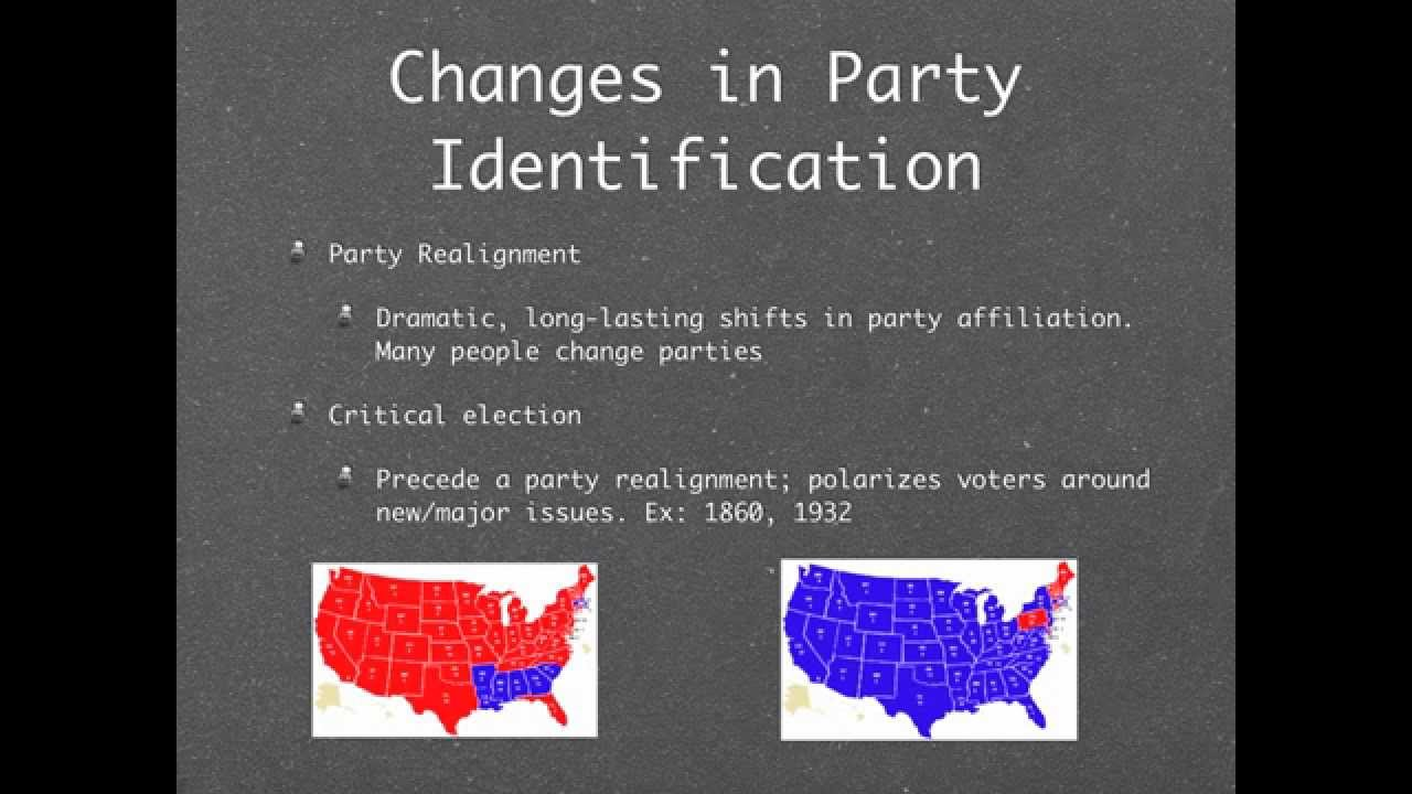 political parties party identification essay Personal identity with a secondary group such as a political party (miller &  shanks 1996  past political experiences with the two parties, perturbed by a   abroad: essays in honor of warren e miller, edited by m k jennings and t e  mann.
