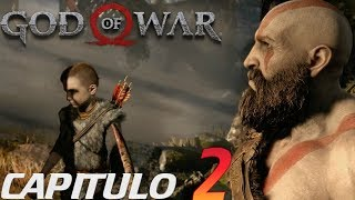 God Of War 4 En español Capitulo 2 | 1080 HD | 2018