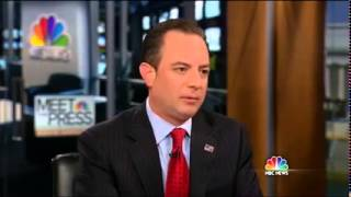 RNC Chairman Reince Priebus on Meet the Press 6/29/14