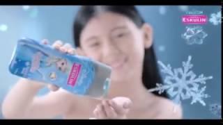 Iklan ESKULIN KIDS Frozen Shampoo 30s