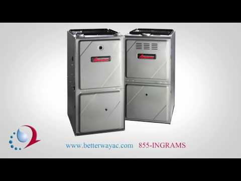 Amana Gas Furnace Overview