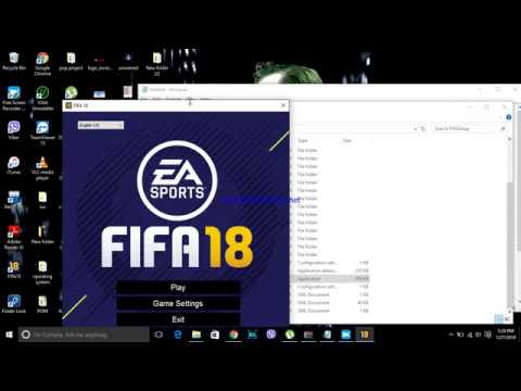 Fifa 18 not launching windows 10