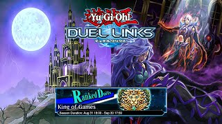 Yu-Gi-Oh! Duel Links - 138th King of Games with Evil Eye - Ranked Duel September 2020