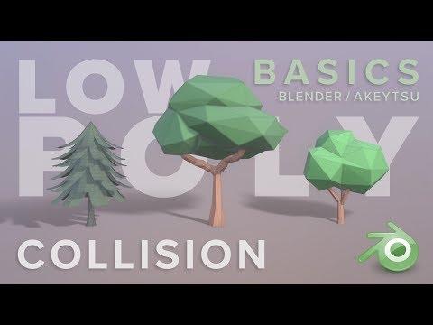 Creating Better Collision for Game Dev | Blender - UE4 - YouTube