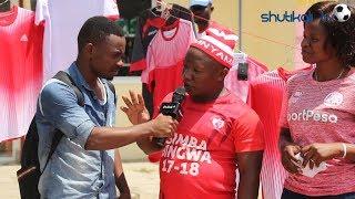 Medie Kagere  Awafunika okwi na Bocco Tanga JKT Tanzania VS SIMBA SC
