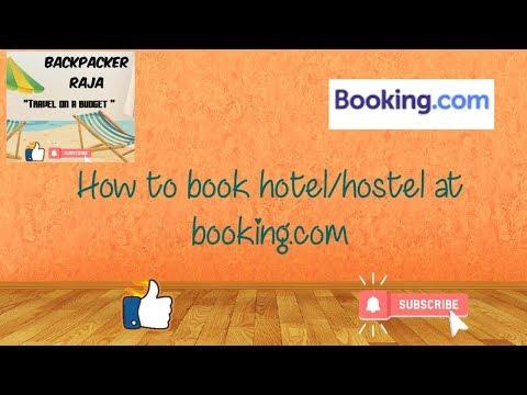 Book Cheapest International Hotel/hostel At Booking.com