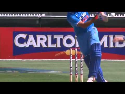 Rohit Sharma 136 vs Australia 2015 Melbourne