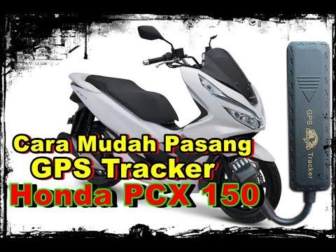 Cara Mudah Pasang GPS Tracker Honda PCX 150 | GPS Tracker Tangerang | GPS tracker Cirebon