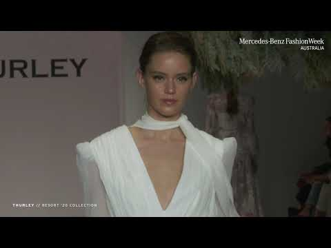 THURLEY MERCEDES - BENZ FASHION WEEK AUSTRALIA RESORT '20 COLLECTIONS