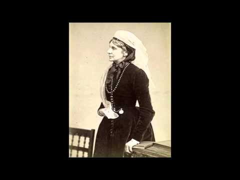 Reading of an extract from Josephine Butler