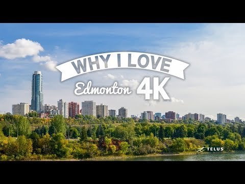 Why I Love Edmonton