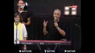 فريق التسبيح - ٤ اكتوبر - مهرجان احسبها صح ٢٠١٤