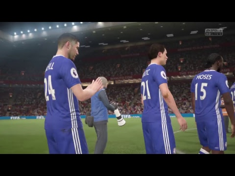 FIFA Div 7 title game- Chelsea