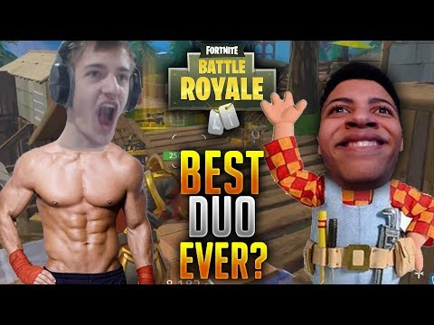 NINJA & MYTH vs. 1000 TEAMS! // BEST EVER FORTNITE DUO?? (Funny Moments & Highlights)
