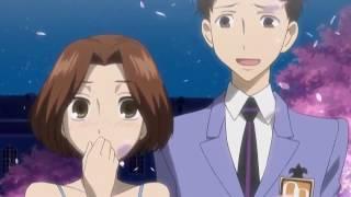 Ouran High School Host Club: Haruhi kisses Kanako English Dubbed