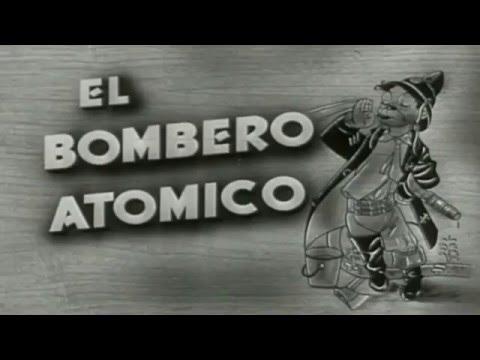Cantinflas - El Bombero Atomico (La pelicula Completa)