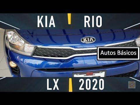 Kia Rio 2020 BASICO