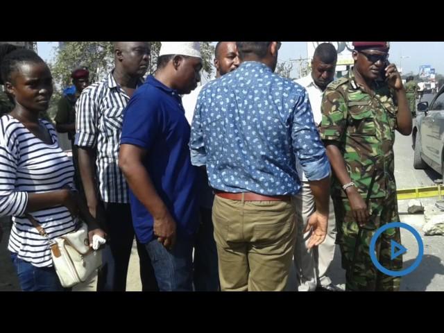 Uhuru on why he blocked Joho from Mtongwe