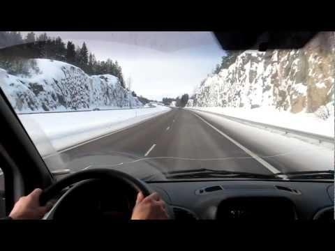 на машине в финляндию из москвы форум