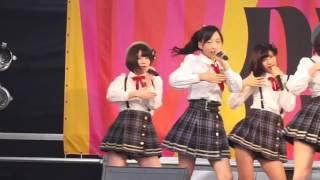 AKB48チーム8「希望的リフレイン」佐藤栞ちゃん(新潟県)推しカメラ風で...