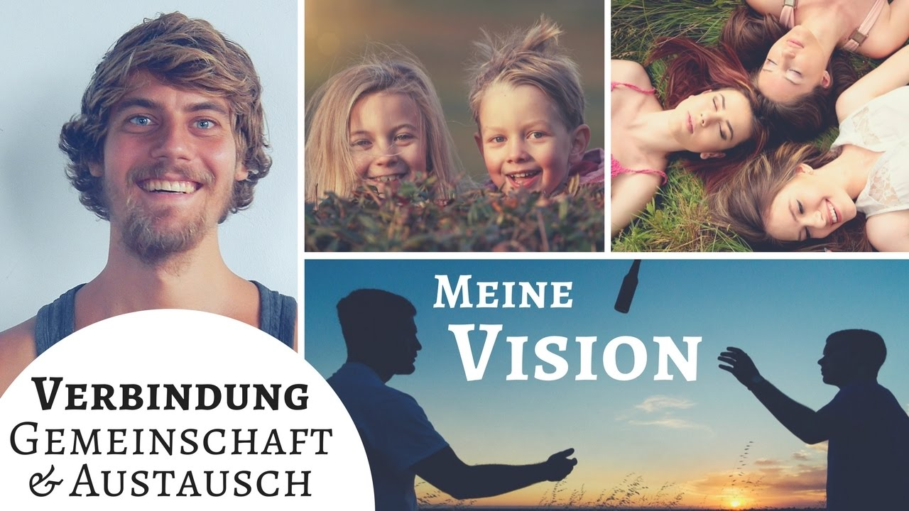 NEXT LEVEL | Meine Vision - Verbindung & Community