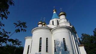 Божественная литургия 11 августа 2020 г., Храм Рождества Христова, г. Екатеринбург