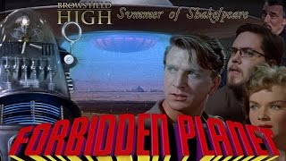 Forbidden Planet and the Magic in Science Fiction - Summer of Shakespeare