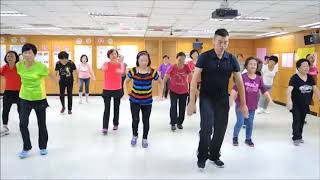 Dr S運動團隊  -青春有氧體適能(歌曲 :阿!青春) thumbnail