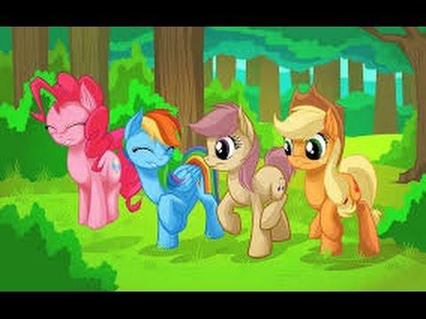 Мой маленький пони  Дружба   4 сезон   22 эпизод