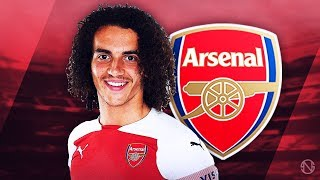 MATTEO GUENDOUZI - Welcome to Arsenal - Fantastic Skills, Tackles, Passes & Assists - 2018 (HD)