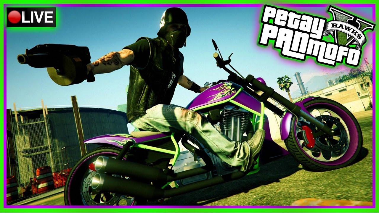how to get vps bike in clubhouse gtav