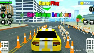 #Car #Driving #Academy 2018 #Simulator 3D