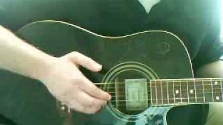"How to FINGERPICK ""Jesus Etc."" by Wilco"