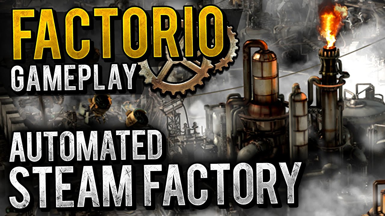 Steam Games Like Factorio