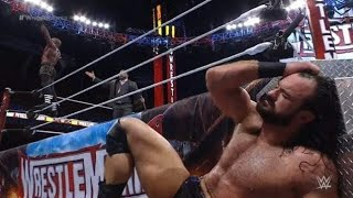 WWE WrestleMania 37 Night One - WWE WrestleMania Highlights 10th April 2021 - Results