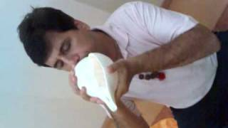 MUST WATCH Blowing of Conch (Shankh Yoga) by Firdos Irani