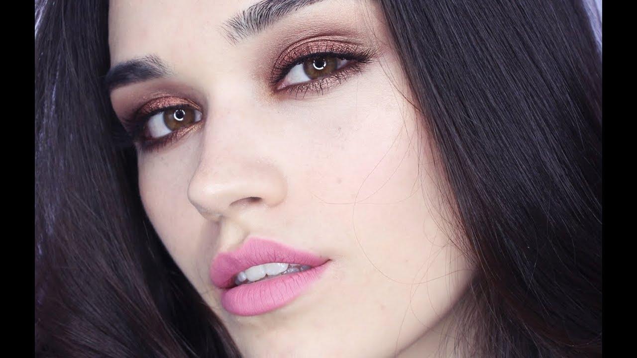 Mila Kunis Inspired Makeup
