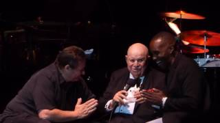 """2 Fans Onstage in Japanese Ritual"" Don Rickles@Sands Bethlehem PA Event Center 5/12/16"