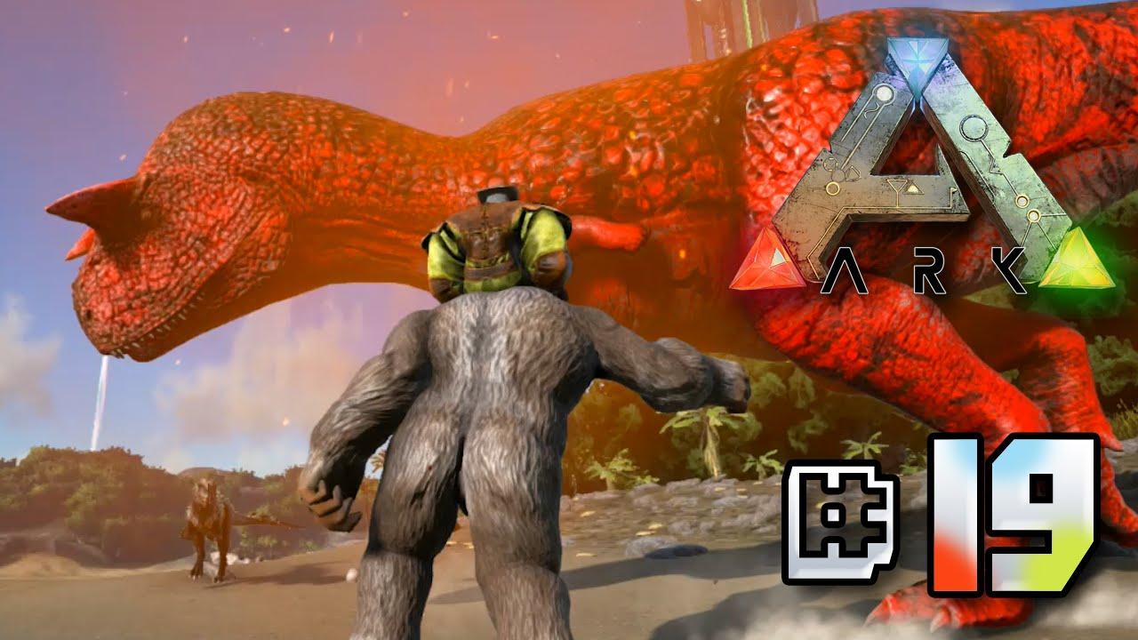 Carnotaurus Skins - Art by C-Compiler - Carnotaurus Skin Teaser ...
