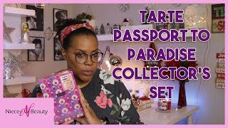 Tarte Passport to Paradise Holiday Collector