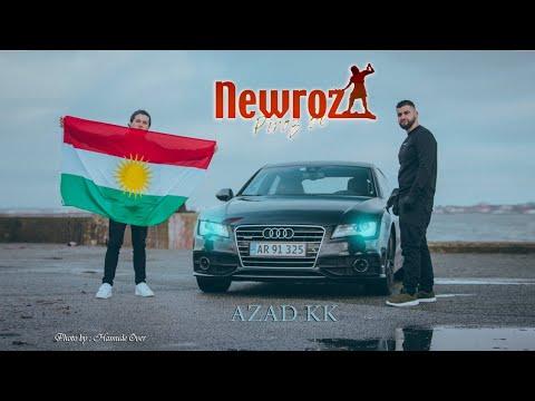 Newroz 2020 - Azad K K - Kurdish Music / Rap