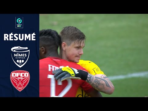 Nimes Dijon Goals And Highlights