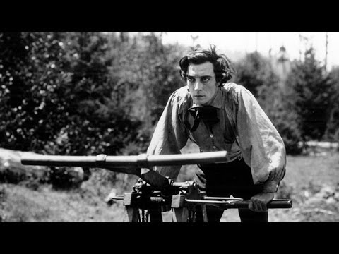 Why Buster Keaton's The General is the one film you should watch this week