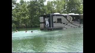 CAMI Terra Wind Amphibious Motorcoach