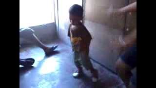 ginuese world of record breakdance 2yrs of song by gimme2x