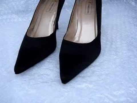 Black Stiletto Shoes