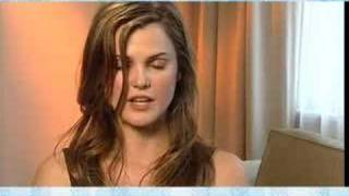 Adrienne Shelly and Keri Russell on working with each other