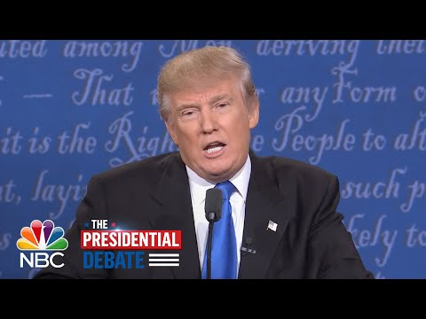 Donald Trump: I Have a Winning Temperament... She Does Not | NBC News