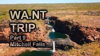 WA.NT Trip Pt. 9 | Mitchel Falls | Bush Echidna's